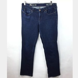 Madewell Rail Straight Jeans Size 31
